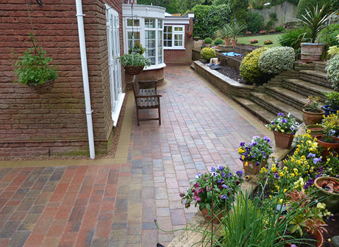 ... Garden Design With Patios And Garden Landscaping Bromsgrove Patio  Installations With Garden Cottage From Uniquedrives.