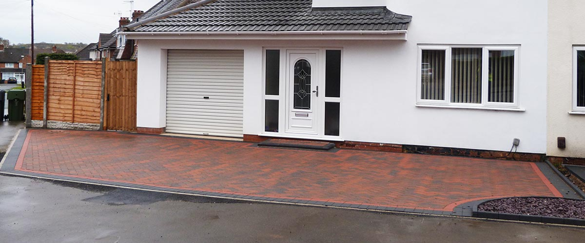 Block Paving and Drives