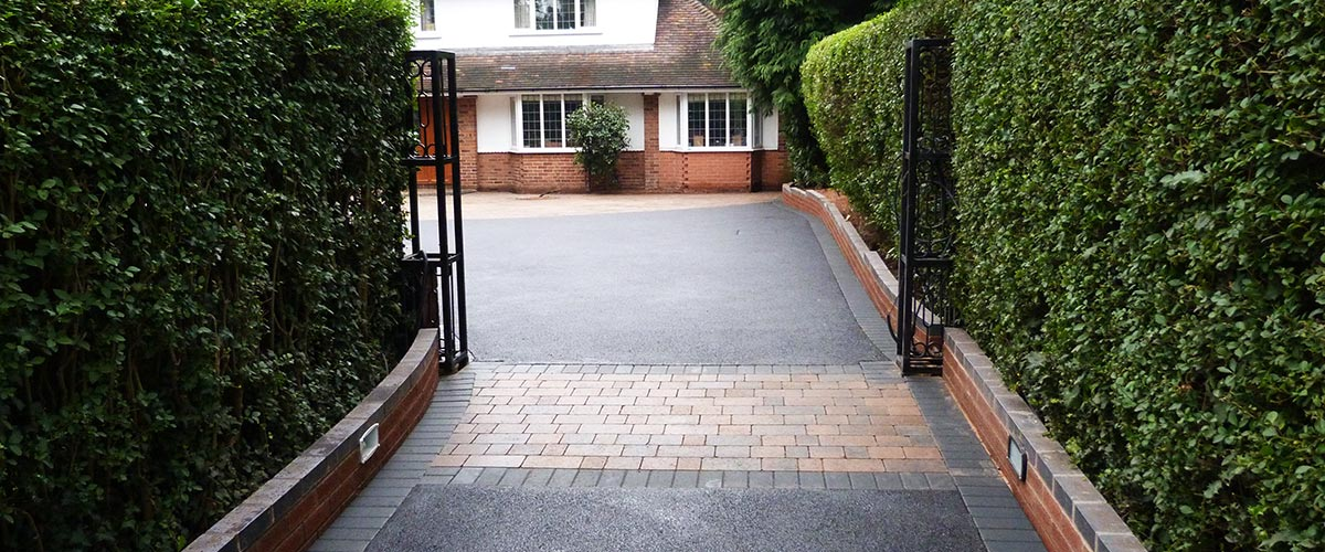 Driveways, Patios and Landscaping
