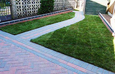 Garden Landscapers Birmingham