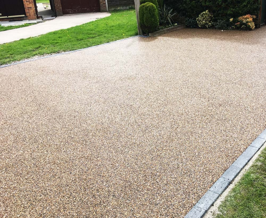 Resin Bound Driveways Resin Bonded Drive Installers