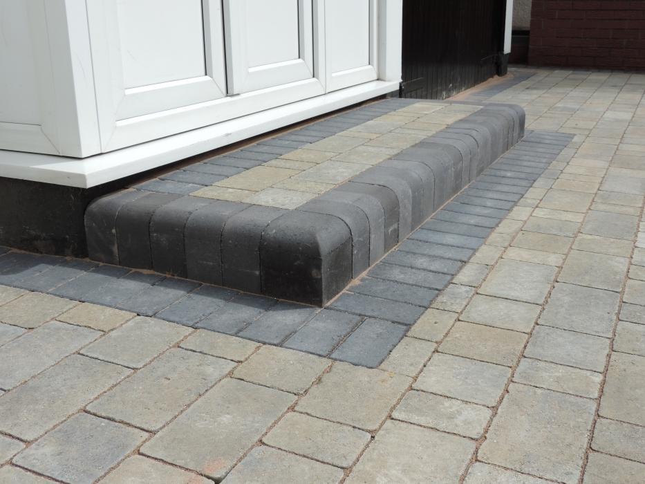Brick Step Installers Birmingham Garden Step Landscaping